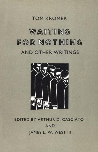 9780820323688: Waiting for Nothing and Other Writings