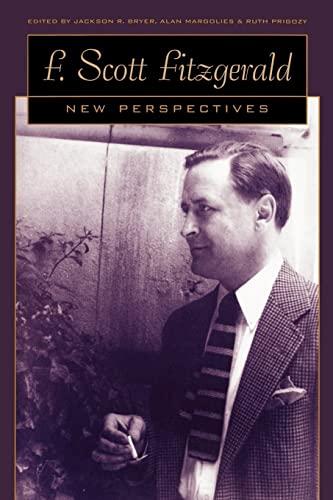 9780820323756: F. Scott Fitzgerald: New Perspectives