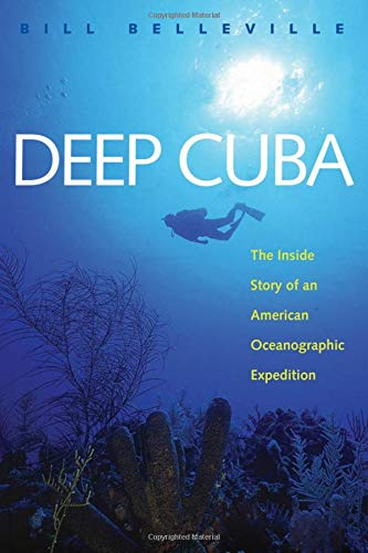 9780820324173: Deep Cuba: The Inside Story of an American Oceanographic Expedition