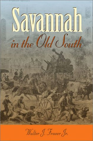 9780820324364: Savannah in the Old South