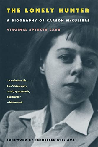 9780820325224: The Lonely Hunter: A Biography of Carson McCullers