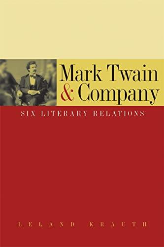 Mark Twain & Company (Hardcover): Leland Krauth