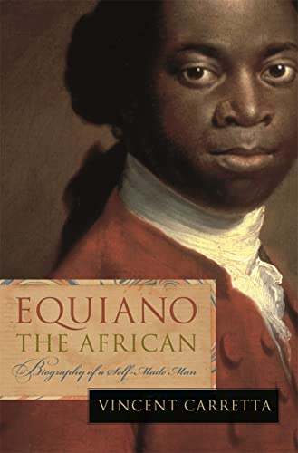9780820325712: Equiano, the African: Biography of a Self-Made Man
