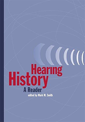 9780820325828: Hearing History: A Reader