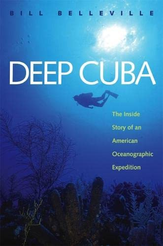 9780820326207: Deep Cuba: The Inside Story of an American Oceanographic Expedition