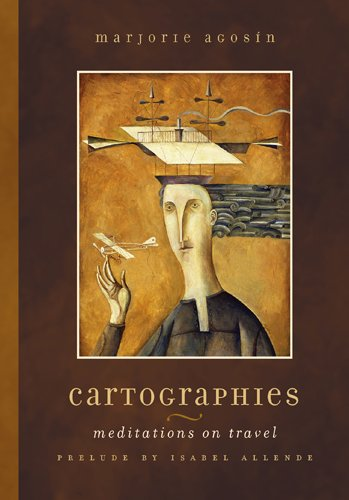 9780820326290: Cartographies: Meditations on Travel