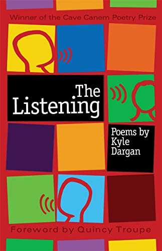 9780820326610: The Listening: Poems