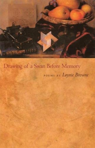 9780820327297: Drawing of a Swan Before Memory (Contemporary Poetry Series)