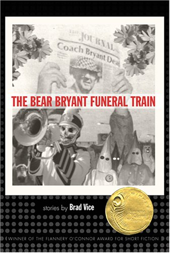 9780820327457: Bear Bryant Funeral Train: Stories (Flannery O'Connor Award for Short Fiction)