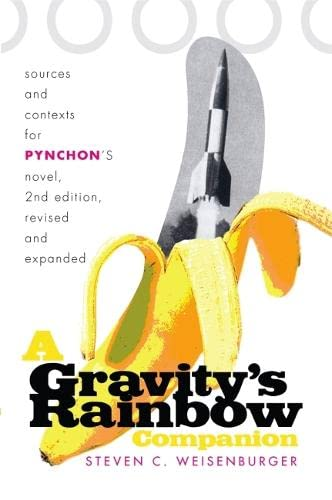 9780820328072: A Gravity's Rainbow Companion: Sources And Contexts for Pynchon's Novel