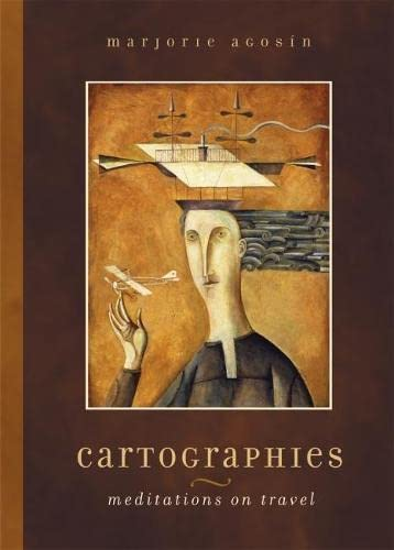9780820329529: Cartographies: Meditations on Travel