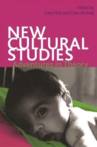 New Cultural Studies: Adventures in Theory (Paperback): Gary Hall