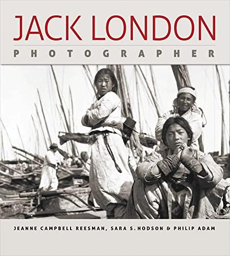 9780820329673: Jack London, Photographer