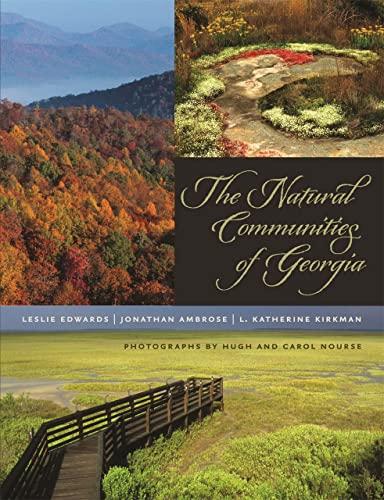 9780820330211: The Natural Communities of Georgia