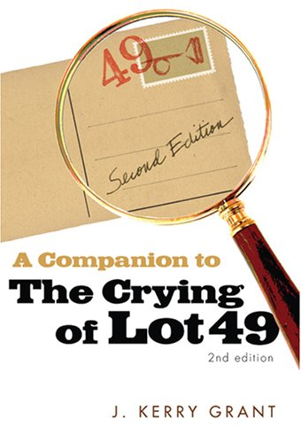 9780820332079: A Companion to the Crying of Lot 49