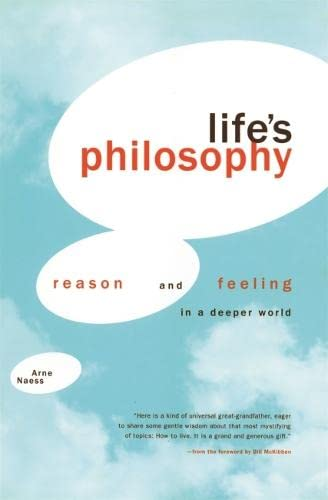 9780820332529: Life's Philosophy: Reason and Feeling in a Deeper World