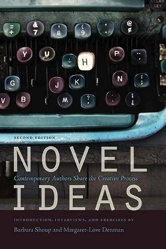 9780820332796: Novel Ideas: Contemporary Authors Share the Creative Process