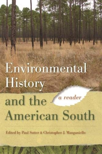 9780820332802: Environmental History and the American South: A Reader (Environmental History and the American South Ser.)
