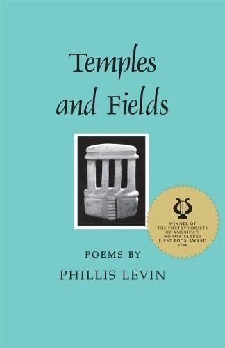 9780820333502: Temples and Fields: Poems (The Contemporary Poetry Ser.)