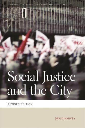 9780820334035: Social Justice and the City (Geographies of Justice and Social Transformation Ser.)