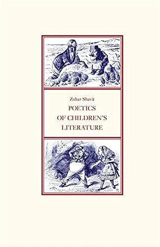 9780820334813: Poetics of Children's Literature