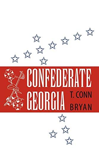 9780820334998: Confederate Georgia