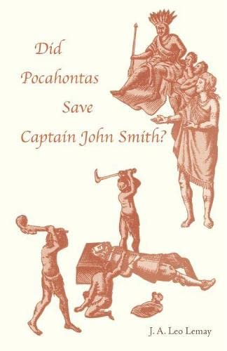 9780820336282: Did Pocahontas Save Captain John Smith?