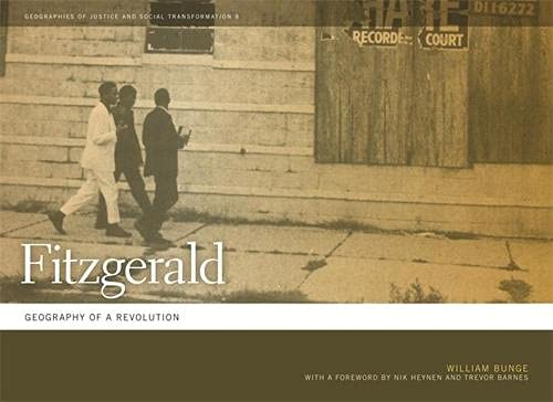 9780820338743: Fitzgerald: Geography of a Revolution