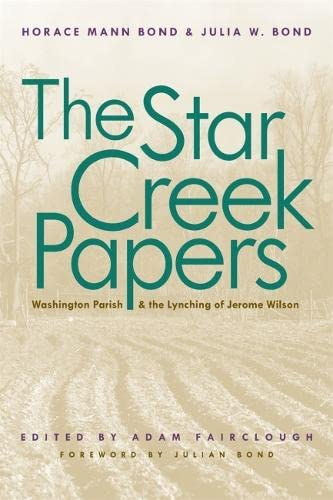 9780820340838: The Star Creek Papers