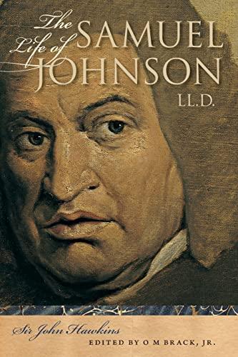 9780820344270: The Life of Samuel Johnson, LL.D.
