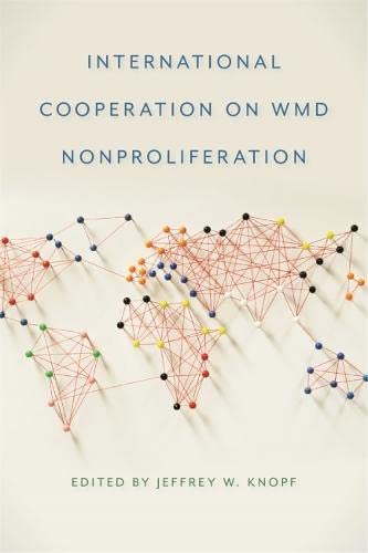 International Cooperation on WMD Nonproliferation: Jeffrey W. Knopf
