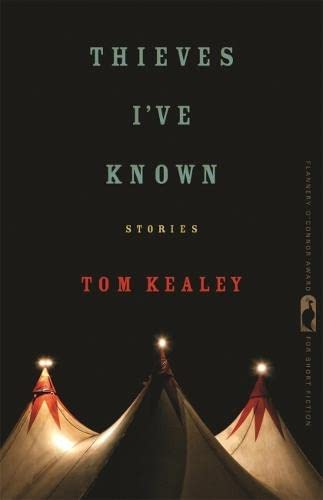 9780820345376: Thieves I've Known: Stories