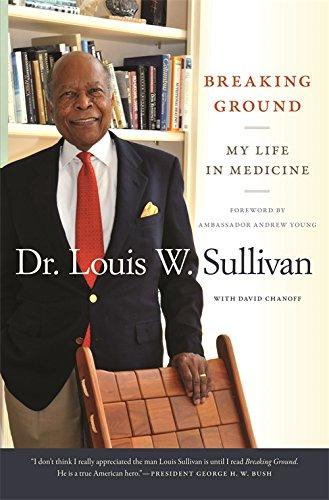 9780820346632: Breaking Ground: My Life in Medicine (Sarah Mills Hodge Fund Publication)