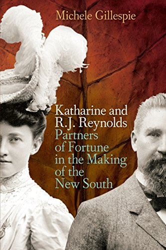 9780820347226: Katharine and R. J. Reynolds: Partners of Fortune in the Making of the New South