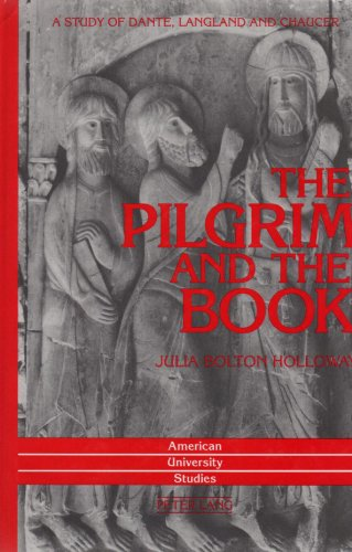 9780820403458: The Pilgrim and the Book (American University Studies)