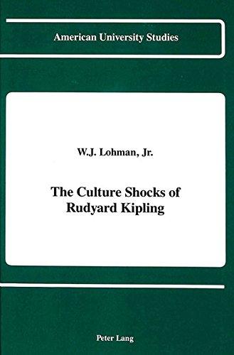 9780820406497: The Culture Shocks of Rudyard Kipling (American University Studies)