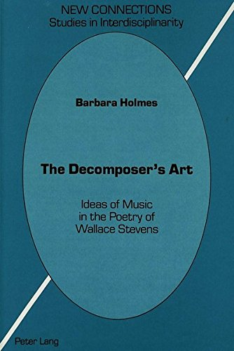 The Decomposer's Art: Holmes, Barbara