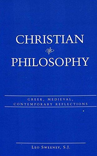 Christian Philosophy: Sweeney, Leo