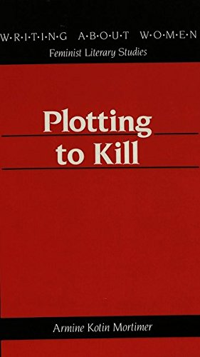 9780820414355: Plotting to Kill (Writing About Women)