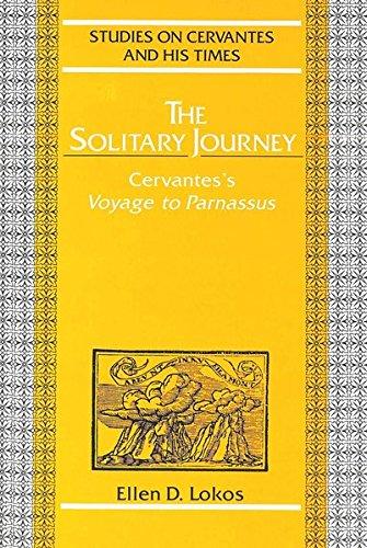 9780820414522: The Solitary Journey: Cervantes'