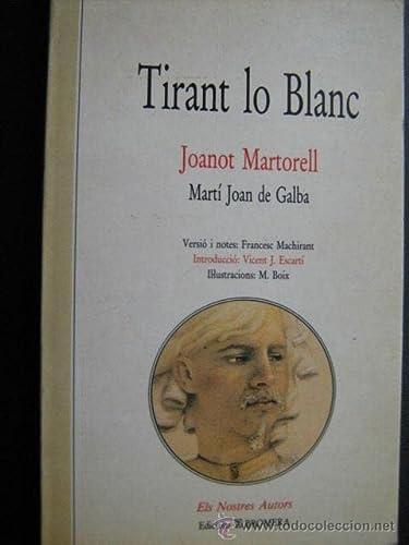 9780820416885: Tirant Lo Blanc (Catalan Studies)