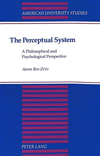 9780820418728: The Perceptual System: A Philosophical and Psychological Perspective (American University Studies)