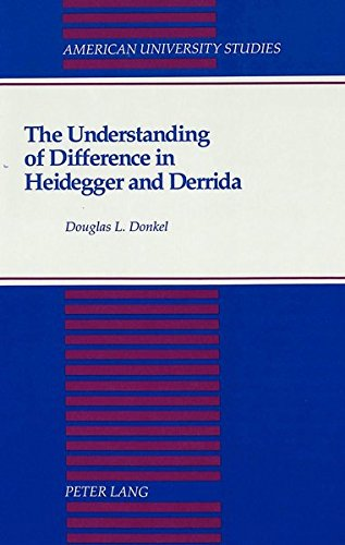 UNDERSTANDING OF DIFFERENCE: DONKEL DOUGLAS L.