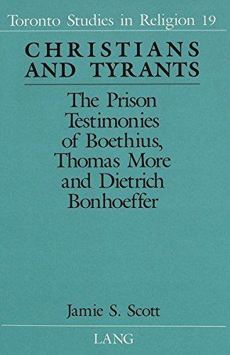 Christians and Tyrants: Scott, Jamie S