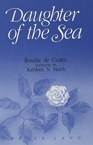 9780820424279: Daughter of the Sea: Translated by Kathleen N. March