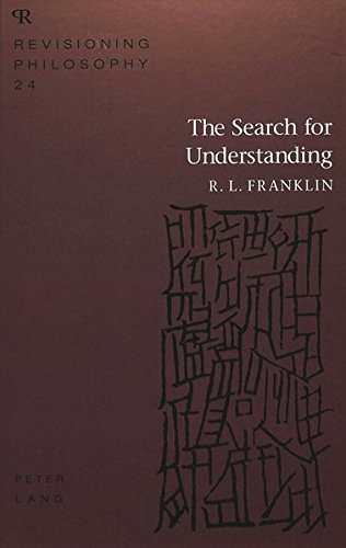 Search for Understanding (Hardcover): R.L. Franklin