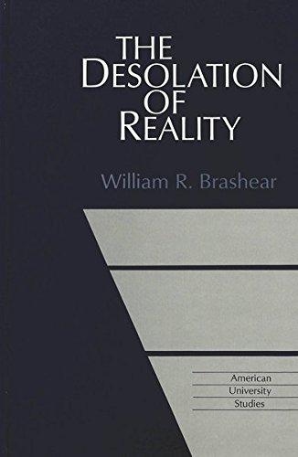 9780820427355: The Desolation of Reality: 174