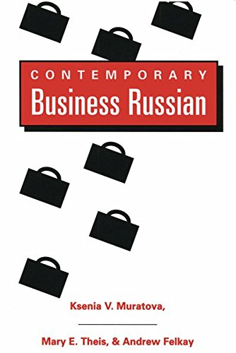9780820430546: Contemporary Business Russian