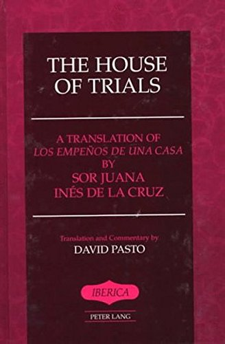 9780820431024: The House of Trials (Iberica)