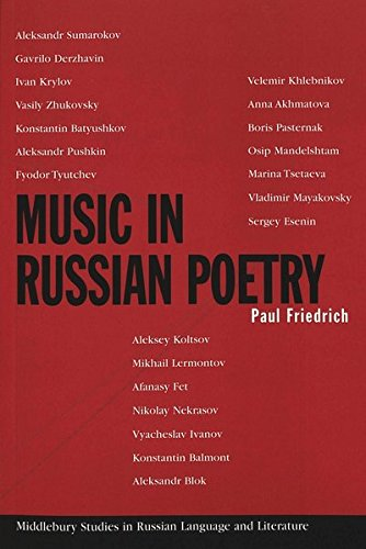 9780820433479: Music in Russian Poetry: 10